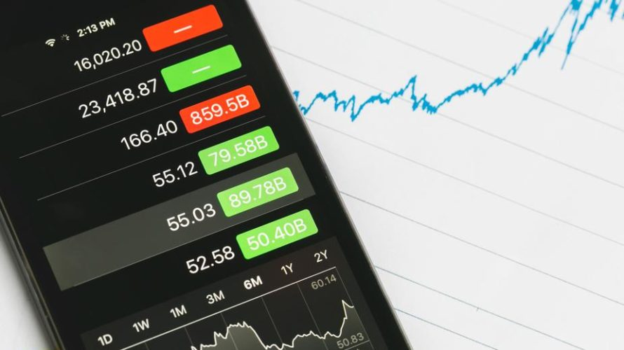 小遣い投資の記録